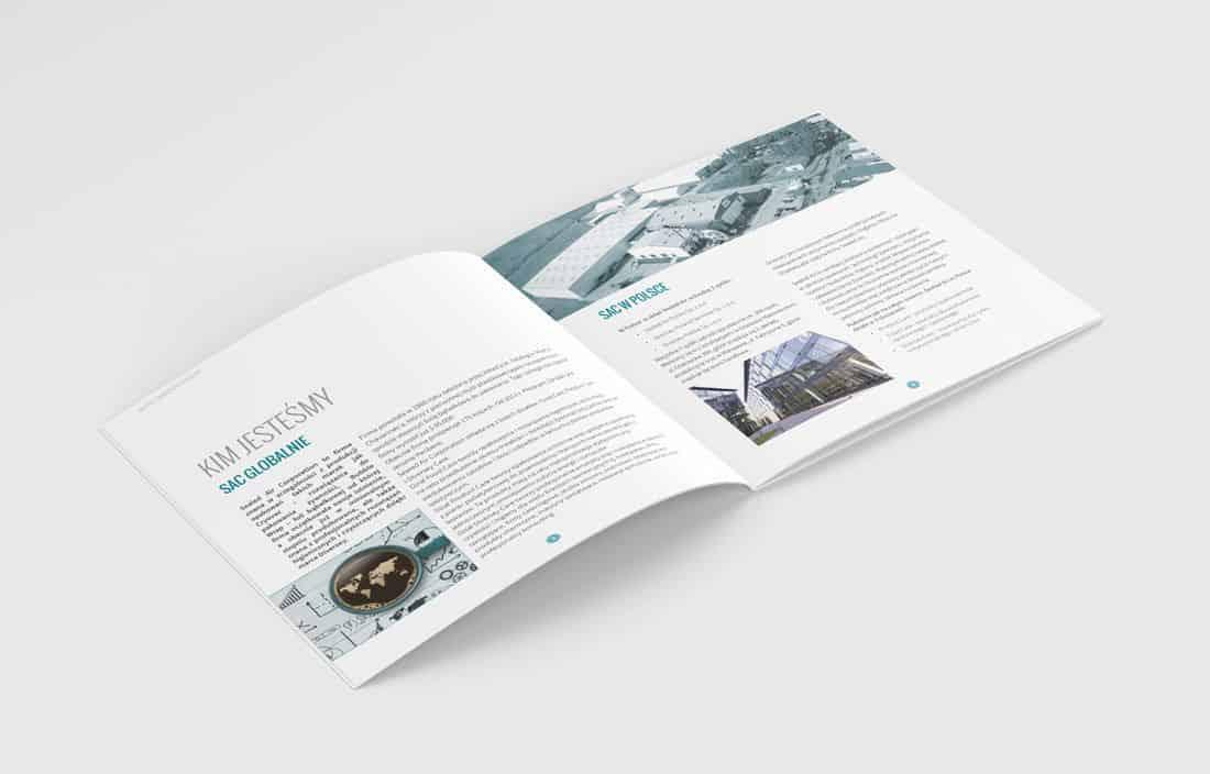 Podręcznik nowego pracownika - projekt graficzny